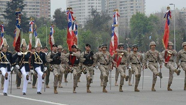 El ejército de Chile admite venta de armas a narcotraficantes 9218ea603dd