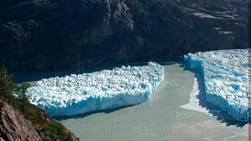 Piñera propone la destrucción de glaciares con el apoyo de empresas mineras