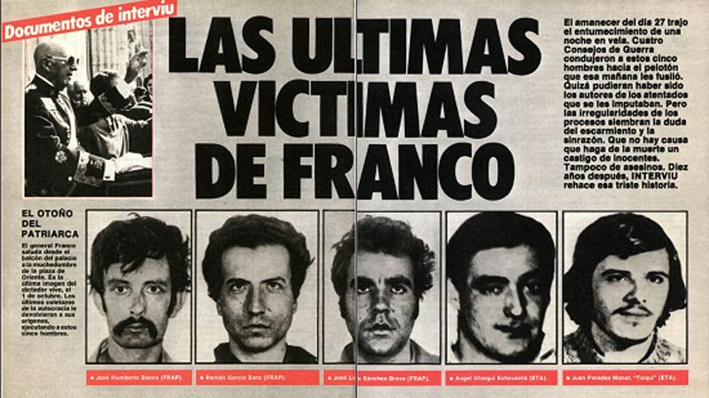 Los que se olvidaron del régimen asesino de Franco - Página 2 Arton138993