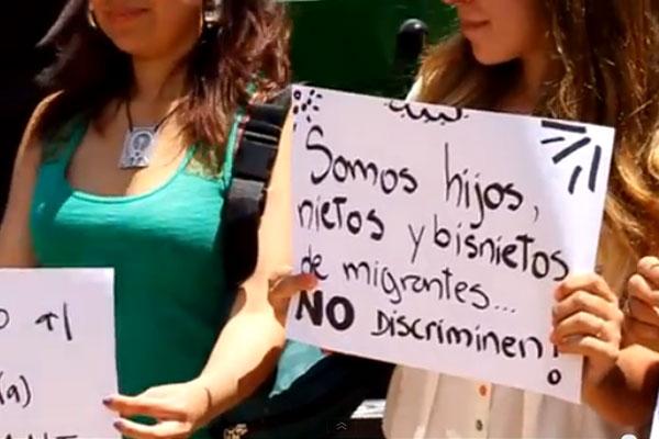 Resultado de imagen para Coordinadora Nacional de Inmigrantes en Chile
