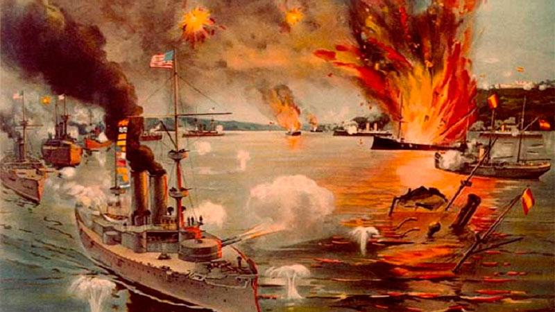 Resultado de imagen para guerra españa contra EEUU por la isla de cuba 1901