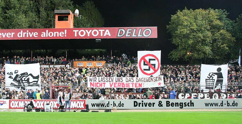 087c662b St. Pauli, el club alemán antifascista y de izquierda