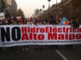 Hacia una nueva marcha de No Alto Maipo
