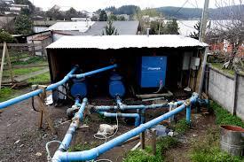 Puerto Octay: El agua potable en manos de las sanitarias