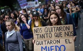 """La movilización en la Universidad de Playa Ancha y la """"ola feminista"""""""