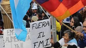 Crisis económica en Argentina: el brutal golpe que los empresarios desean asestar a las masas populares