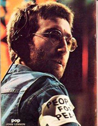 John Lennon: vivir es fácil con los ojos cerrados