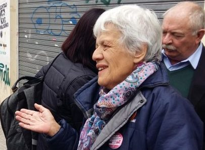 ¡Hasta siempre compañera Carmen Metrovich!