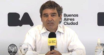 Alerta por aumento de contagios de covid-19 en la Ciudad de Buenos Aires