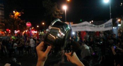 Chile en llamas: enorme desacato al toque de queda