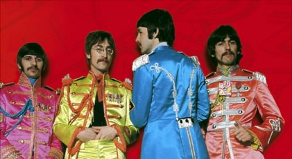 Sgt Pepper: el Sargento, Billy Shears y Lucy