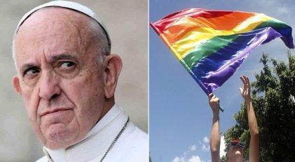 """Atrasa siglos: para Francisco el matrimonio igualitario es un """"pecado"""" imposible de bendecir"""