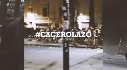 #Cacerolazo: Anita Tijoux apoya la revuelta de Chile con una nueva canción
