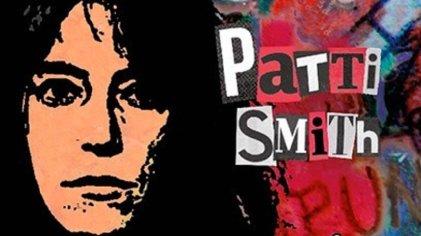 Patti Smith: Poesía y distorsión, un libro de Rosi Bernas