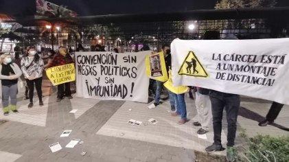 Jornada de lucha en Chile por una Constituyente sin presos políticos