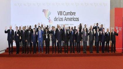 Lo que dejó la VIII Cumbre de las Américas