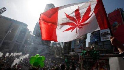 Canadá se prepara para legalizar la marihuana