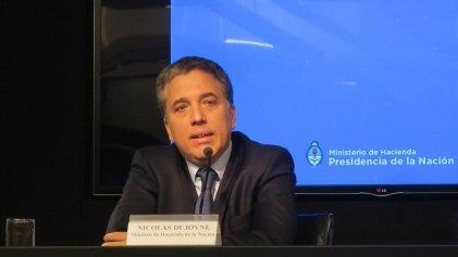 Dujovne irá al Congreso para explicar el acuerdo con el FMI