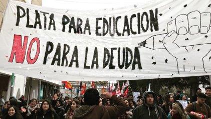 #MarchaNacionalUniversitaria: estudiantes y docentes ya se movilizan en distintos puntos del país