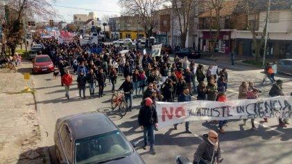 Más de 2 mil personas por la educación pública en Mar del Plata