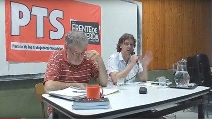 [VIDEO] Charla: Movimiento estudiantil Argentina-Brasil, con Castillo y Bonavena