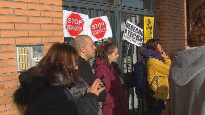"""El drama de los desalojos en el Estado español: """"No son suicidios, son asesinatos"""""""