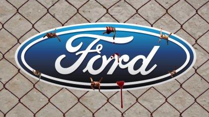 Editorial gráfico: Ford también fue dictadura