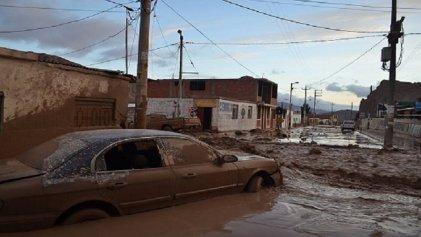Inundaciones en el sur peruano afectan a los más pobres y reflejan la crisis del Estado