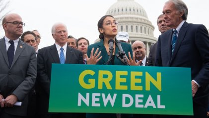 El Green New Deal de Ocasio-Cortez: límites y alternativas para enfrentar el cambio climático