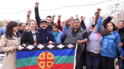 Exigen el cese de la persecución y judicialización al Pueblo Mapuche