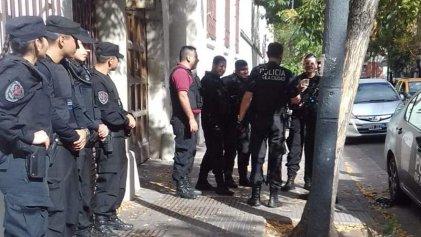 El vaciamiento del Centro Gallego y el intento de suicidio de dos trabajadoras