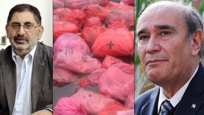 El radicalismo defendió la contaminación de la empresa de Rivarola