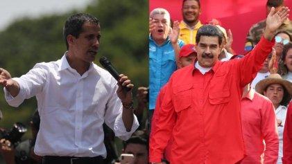 Venezuela vivió un Primero de Mayo marcado por la intentona golpista