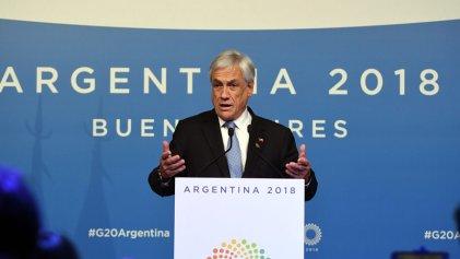 Piñera volvió al ataque con la Reforma Laboral flexibilizadora