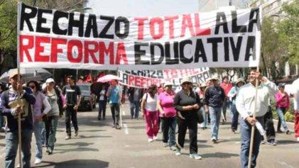 Día del Maestro en Matamoros: nada que celebrar