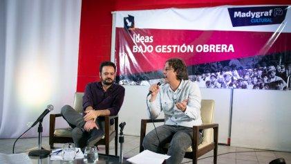 [Charla] Madygraf: una vuelta a los orígenes del movimiento obrero en la Argentina