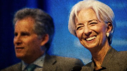Lipton al frente del FMI: Argentina sigue camino al fondo