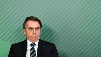 Abominables dichos de Bolsonaro al hijo de un militante asesinado por la dictadura