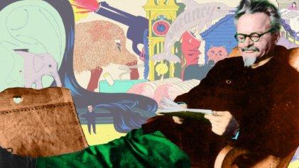 Trotsky y el arte como asunto vital