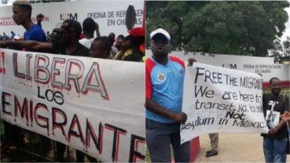 Chiapas: represión y cacería de migrantes a cargo de la Guardia Nacional