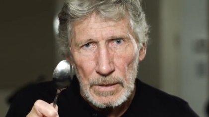 Roger Waters se sumó al cacerolazo en apoyo a la rebelión de Chile