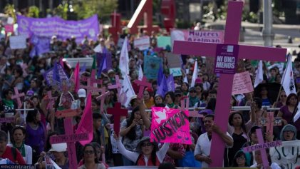 México: Salimos a las calles por Ingrid, por Isabel y por #NiUnaMenos