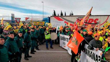 Conflicto en el campo del Estado español: monopolios, agrobusiness y lucha de clases