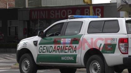Gendarmes sueltos: amedrentan a la población con audio de La purga