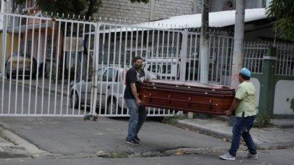 Devastadora situación en Ecuador por COVID-19