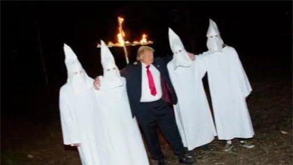 Grupos supremacistas blancos en EE.UU. se fortalecen por la xenofobia de Trump