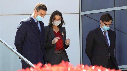 Colapso sanitario en el Estado español: Sánchez podría prorrogar el Estado de alarma