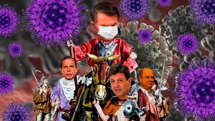El virus capitalista y las crisis del régimen brasileño en la era de la pandemia