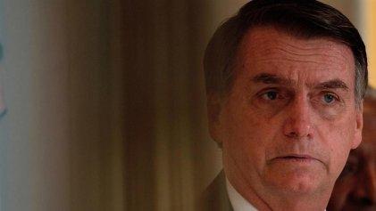 Bolsonaro revoca nombramiento del jefe de la Policía tras fallo judicial