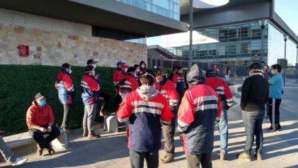 La lucha de los mineros de Andacollo consiguió el pago de los haberes de marzo